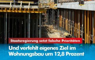 Wohnungsbau Bayern
